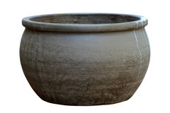 Terracotta Pot Stock Images
