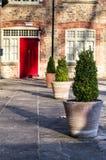 Terracotta Pots Stock Images