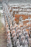 Terracotta Sculptures China Royalty Free Stock Image