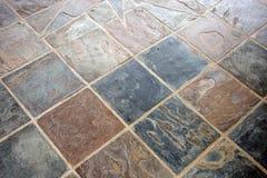 Terracotta tiles Stock Image