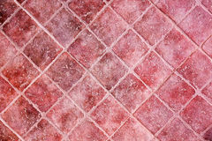 Terracotta tiles Royalty Free Stock Photo