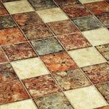 Terracotta tiles Stock Images