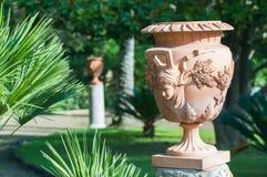 Terracotta vase Royalty Free Stock Photo