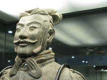 Terracotta warrior Royalty Free Stock Image