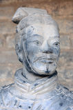 Terracotta warrior Royalty Free Stock Photography