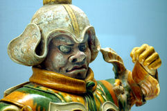 Terracotta warrior Stock Images