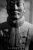 Terracotta warrior in China Stock Photo