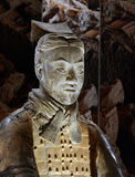 Terracotta warrior Royalty Free Stock Photo
