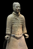 Terracotta Warrior from Xian Royalty Free Stock Image