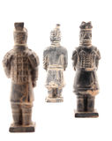 Terracotta warriors Stock Images