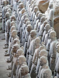 Terracotta Warriors royalty free stock images
