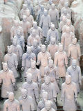 Terracotta Warriors Stock Photography