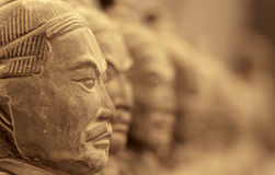 Free Terracotta Warriors Royalty Free Stock Photos - 6683028