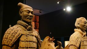 Terracotta Warriors Royalty Free Stock Photo