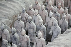 Terracotta Warriors, China Stock Photo