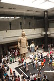 Terracotta warriors museum, Xian Stock Images