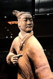 The Terracotta warriors museum in Xian city Royalty Free Stock Image