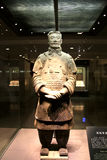 The Terracotta warriors museum in Xian city Royalty Free Stock Images
