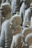 Terracotta warriors Xian China Royalty Free Stock Image