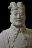 Terracotta Warriors from Xian Royalty Free Stock Image