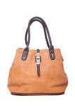 Terracotta women bag stock photo