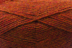 Terracotta yarn Stock Image