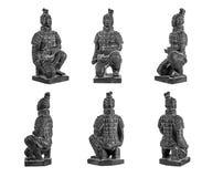 Terracottastrijder Royalty-vrije Stock Foto's