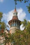 terradas τεμαχίων casa της Βαρκελώνη&s Στοκ Εικόνες