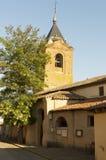 Terradillos de los templarios, castilla y leon, camino de Santiago Royalty Free Stock Photos