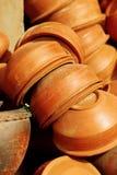 Terraglie 03, Jaipur, India Immagini Stock Libere da Diritti