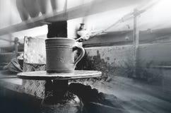 Terraglie Fotografia Stock