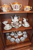 Terraglie della ceramica Immagine Stock