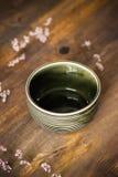 Terraglie giapponesi Immagini Stock Libere da Diritti