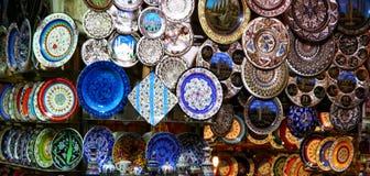 Terraglie turche Fotografia Stock Libera da Diritti