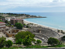 Terragona, Spain Royalty Free Stock Photos