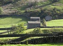 Terrain communal d'Abbotside Image libre de droits
