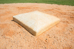 Terrain de base-ball Images stock