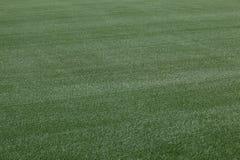Terrain de football du football ou Photos stock