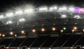 Terrain de football : Mai : Stade national Bangkok Thaïlande Photos stock