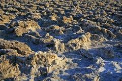 Terrain de golf Death Valley du ` s de diable photo stock