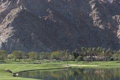 Terrain de golf occidental de Pga, Ca Photo libre de droits