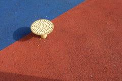 Terrain de jeu abstrait de couleur Photo libre de droits