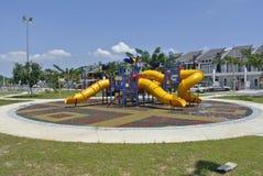 Terrain de jeu d'enfants dans Seremban Images stock
