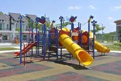 Terrain de jeu d'enfants dans Seremban Photographie stock libre de droits