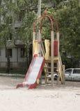 Terrain de jeu pour des enfants Images stock