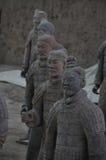 Terrakotta-Krieger in China Lizenzfreies Stockbild