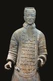 Terrakotta-Krieger von Xian Lizenzfreie Stockbilder