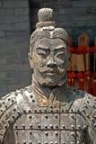 Terrakottakrigare, Juyongguan, Kina Arkivfoton