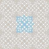 Terraplén gótico de la ventana del ornamento Imagen de archivo libre de regalías