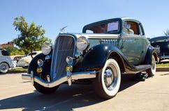 1934年Terraplane小轿车 免版税图库摄影